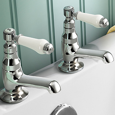Shop for Designer Bathroom Taps | Basin & Bath Taps | Bathrooms 365